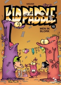 Vignette du livre Kid Paddle T.15 : Men in blork