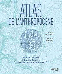 Vignette du livre Atlas de l'anthropocène