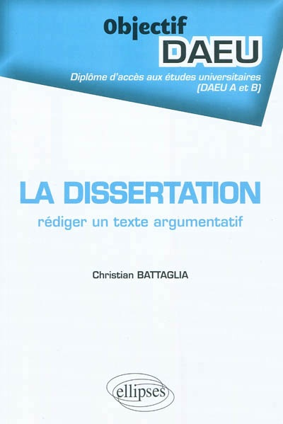 Dissertation litterature quebecoise