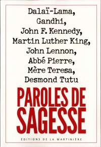 Vignette du livre Paroles de sagesse