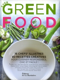 Vignette du livre Ever Green Food
