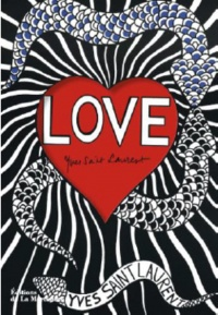Vignette du livre Love Yves Saint Laurent