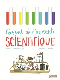 Vignette du livre Carnet de l'apprenti scientifique