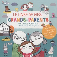 Vignette du livre Le livre de mes grands-parents