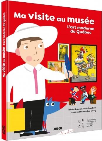 Ma Visite Au Muse Lart Moderne Du Qubec