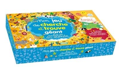 Mon Jeu De Cherche Et Trouve Geant Autour Du Monde
