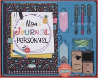 Mon journal personnel - Sandrine (illustratri Monnier