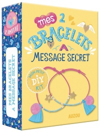 Vignette du livre Mes 2 bracelets à message secret