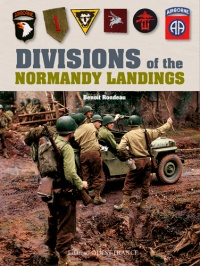 Vignette du livre Military divisions at the Normandy landings