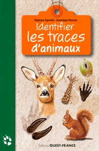 Identifier les traces d'animaux (Europe), Dominique Mansion