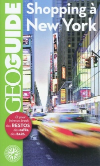 Vignette du livre Shopping à New-York: Géoguide