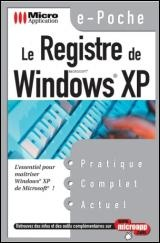 Vignette du livre Registre de Windows XP (Le)