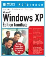 Vignette du livre Windows XP Édition Familiale - Anne Lugon