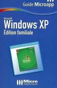 Vignette du livre Windows XP (éd. Familiale) - Thierry Mille