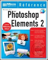 Vignette du livre Photoshop Elements 2 (et CD-ROM)