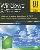 Vignette du livre Windows XP Service Pack 2 Édition Familiale