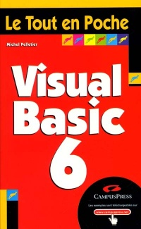 Vignette du livre Visual Basic 6 - Michel Pelletier