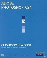 Vignette du livre Adobe Photoshop CS4