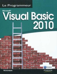 Vignette du livre Visual Basic 2010