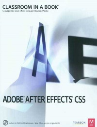 Vignette du livre Adobe After Effects CS5 + DVD
