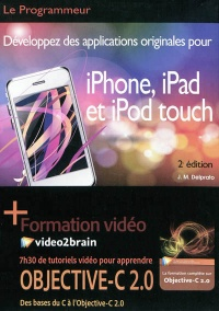 Vignette du livre Développez des applications originales pr iPhone,iPad,iPodTouch