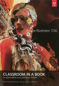 Vignette du livre Adobe Illustrator CS 6