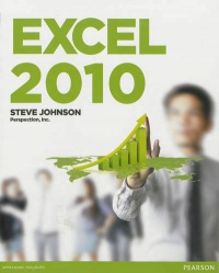 Excel 2010: à la carte - Steve  Johnson