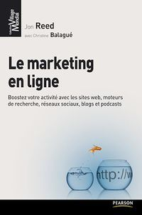 Vignette du livre Le marketing en ligne