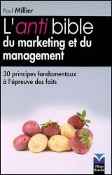 Vignette du livre Anti Bible du marketing et du management(L')