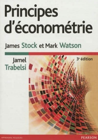 Vignette du livre Principes d'économétrie - James Stock, Mark Watson