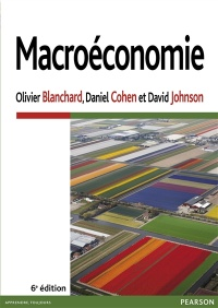 Macroéconomie  6e Éd., David Johnson
