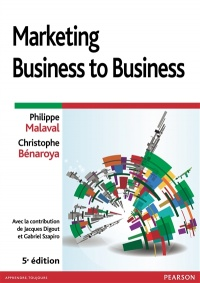 Vignette du livre Marketing business to business: marketing industriel et d'affaire