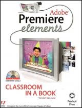 Vignette du livre Adobe Premiere Elements Classroom in a Book