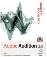 Vignette du livre Adobe Audition 2.0