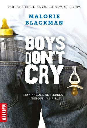 Vignette du livre Boys don't cry