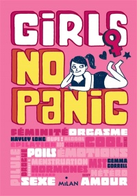Vignette du livre Girls: no panic