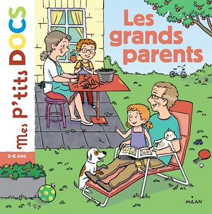 Vignette du livre Les grands-parents