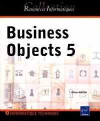 Vignette du livre Business Objects 5