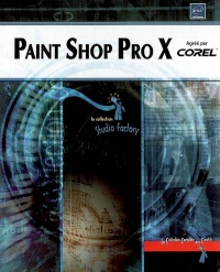 Paint Shop Pro x - Thierry Dehan