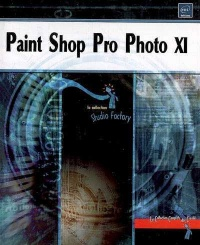 Vignette du livre Paint Shop Pro Photo Xi