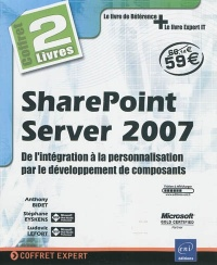 Vignette du livre Sharepoint Server 2007