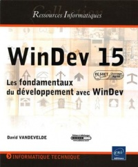 Windev 15 - David Vandevelde
