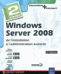 Vignette du livre Windows Server 2008 R2: Administration avancée