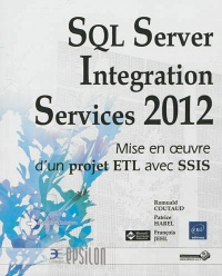 Vignette du livre SQL Server 2012 Intergation Services