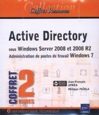 Vignette du livre Windows Server 2008 et 2008 R2: architecture et gestion des servi
