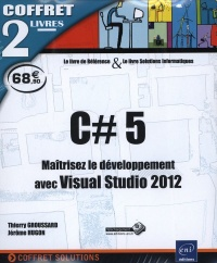 Vignette du livre C# 5: développez des applications Windows avec Visual Studio 2012