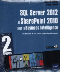 Vignette du livre SQL Server 2012 et Sahrepoint 2010 pour la Business Intelligence