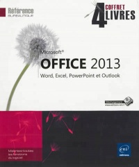 Vignette du livre Outlook 2013