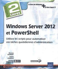 Vignette du livre Windows Server 2012: les bases indispensables pour administrer...