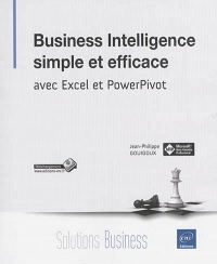 Vignette du livre Business intelligence simple et efficace avec Excel et PowerPivot